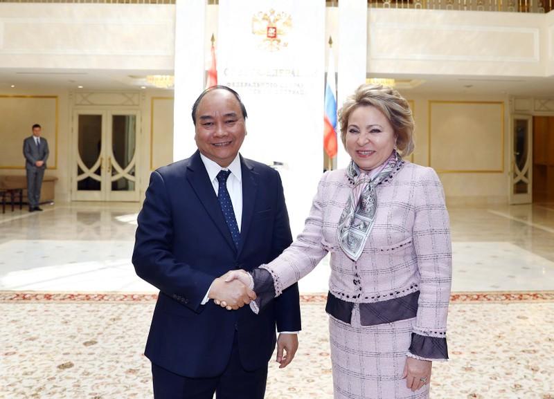 Thủ tướng đánh giá cao hợp tác Việt Nam – Nga phát triển năng động thời gian qua