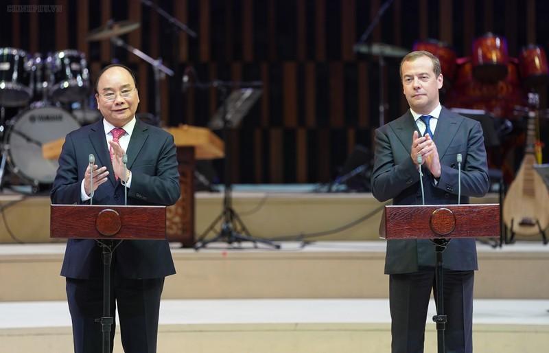 Thắt chặt quan hệ Việt - Nga thân thiết, thuỷ chung