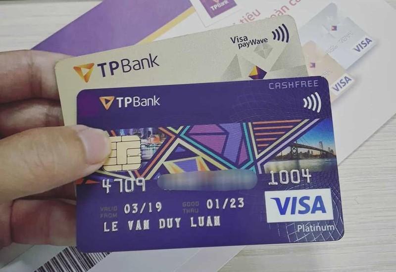 Tăng trưởng doanh số của thẻ tín dụng TPBank nằm trong top đầu