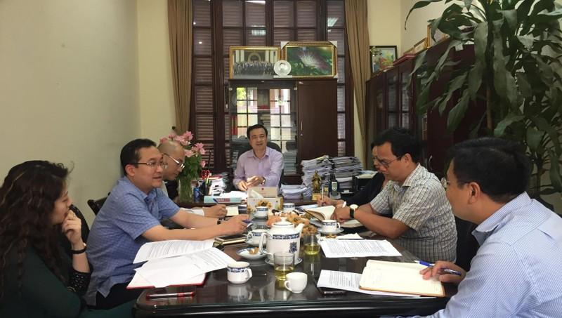 Ban Tuyên giáo Đảng uỷ Bộ Tư pháp họp triển khai nhiệm vụ trọng tâm những tháng cuối năm