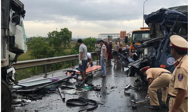 Tai nạn kinh hoàng, 3 người thương vong