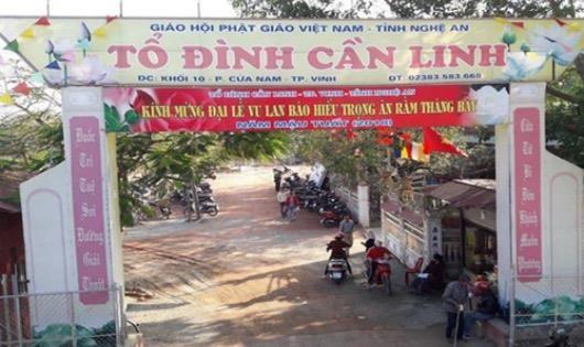 Nghệ An: Lẻn vào chùa đập phá 12 hòm công đức trộm tiền.