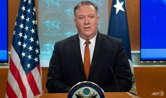 """Ngoại trưởng Mike Pompeo: Mỹ sẵn sàng đám phán """"ngay lập tức"""" với Triều Tiên"""