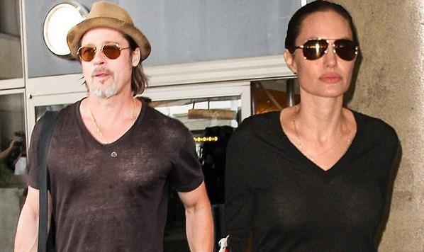 Cặp đôi đình đám Brad Pitt và Angelina Jolie sắp phân định quyền nuôi con