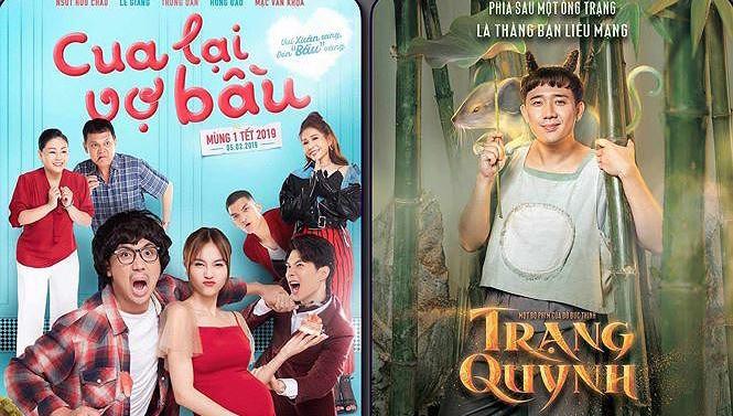 Những bộ phim Việt khuấy động phòng vé tháng 2