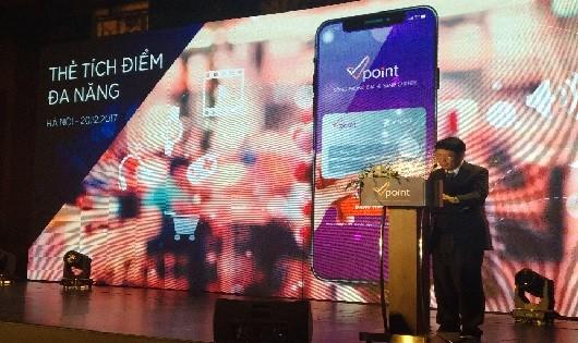 Vpoint – thẻ tích điểm đa năng đầu tiên tại Việt Nam