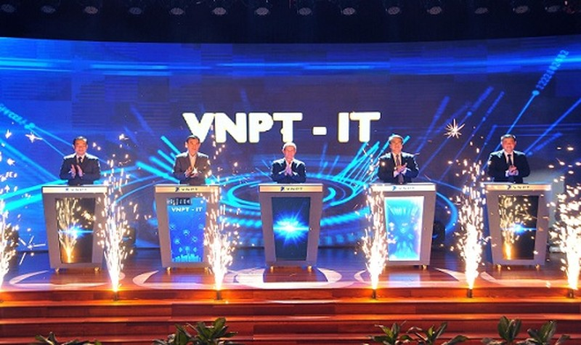 VNPT - IT mang sứ mệnh đưa VNPT trở thành trung tâm số của khu vực