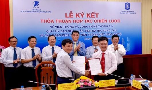 VNPT tập trung nguồn lực hỗ trợ  Bà Rịa - Vũng Tàu xây dựng đô thị thông minh