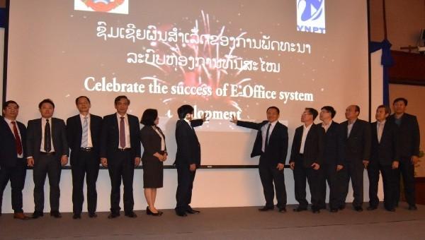 Giải pháp số E-Office của VNPT tiến ra thị trường quốc tế