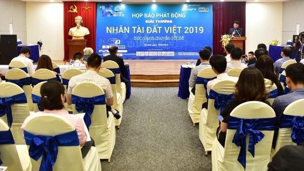 Giải thưởng Nhân tài Đất Việt bước sang mùa thứ 15