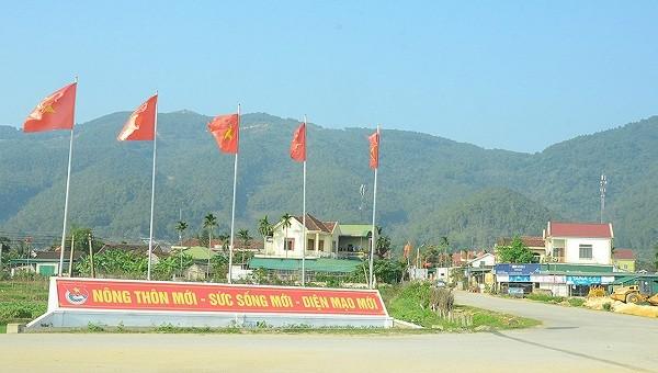 Tín dụng chính sách thổi bùng sức sống nông thôn mới ở Nam Đàn