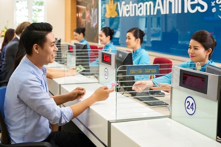 """Vietnam Airlines ưu đãi """"khủng"""" cho đoàn viên"""