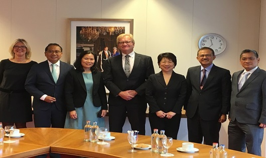 VCCI sẽ ký MOU hợp tác với Liên đoàn Công nghiệp và người sử dụng lao động Hà Lan