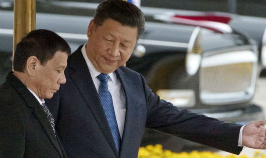 Chủ tịch Trung Quốc sắp thăm Philippines