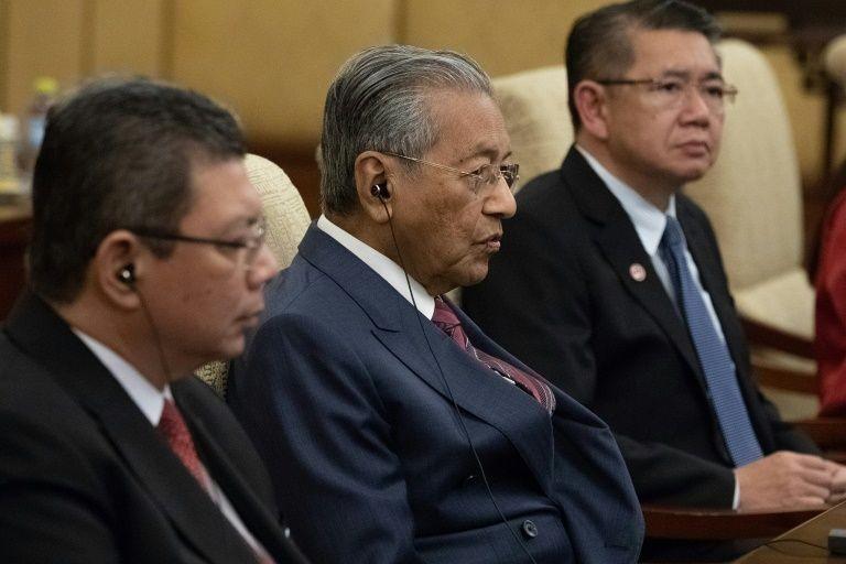 Malaysia hủy các dự án hàng chục tỉ USD với Trung Quốc