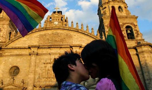 Nếu không ai phàn nàn, người Mexico được phép... quan hệ tình dục ở nơi công cộng