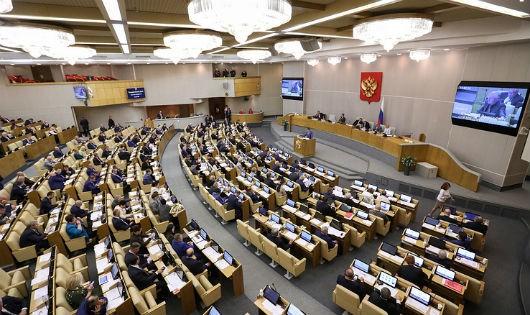 Hạ viện Nga thông qua đề xuất nâng tuổi nghỉ hưu của lao động