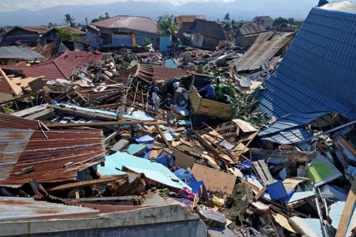 Loạt thảm họa thiên tai càn quét châu Á năm nay