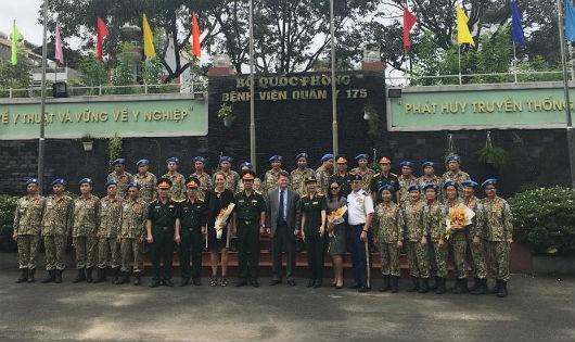 Trợ lý Bộ trưởng Quốc phòng Mỹ sang thăm Việt Nam lần thứ 3 trong vòng 9 tháng