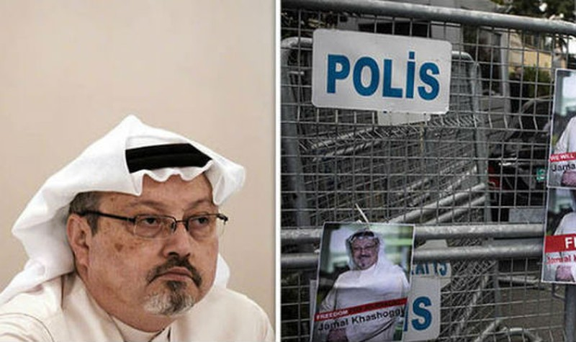 """Mỹ chỉ trích màn """"che đậy tồi nhất"""" của Ả rập Xê-út trong vụ nhà báo Khashoggi bị sát hại"""