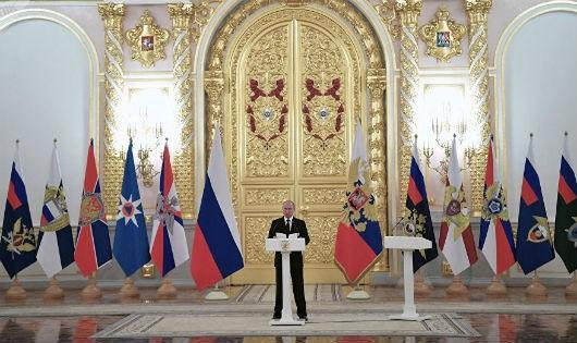 Tổng thống Putin khẳng định Nga tuân thủ nghiêm ngặt các nghĩa vụ trong lĩnh vực an ninh