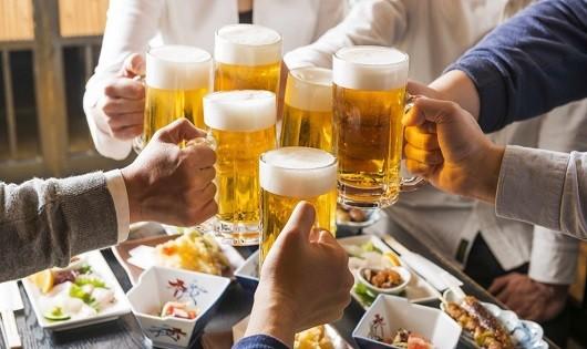 Những con số giật mình về hậu quả của rượu, bia