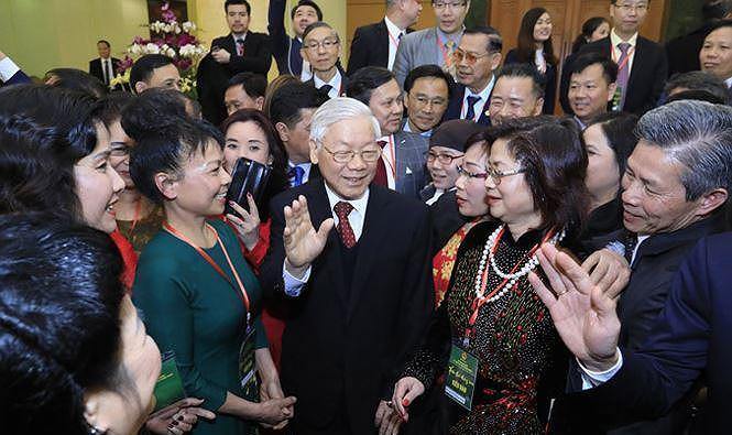 Tổng Tổng Bí thư, Chủ tịch nước sẽ dự Chương trình Xuân Quê hương 2019