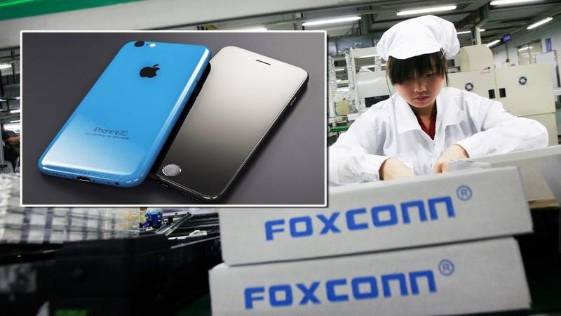 Chưa có thông tin Foxconn làm việc để đưa nhà máy sản xuất iPhone tới Việt Nam