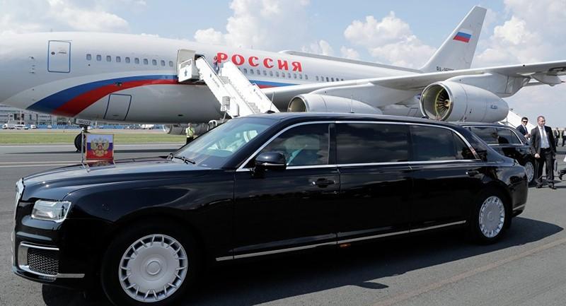 Nga đưa vào sản xuất hàng loạt siêu xe của Tổng thống Putin