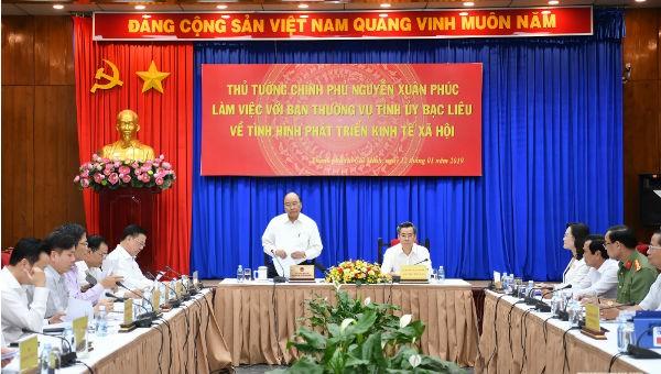 Thủ tướng nhất trí bổ sung dự án nhiệt điện khí Bạc Liêu vào quy hoạch điện