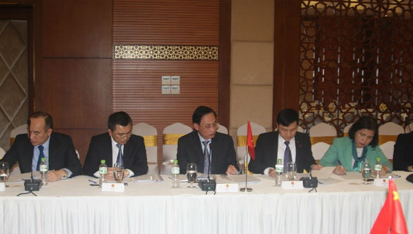 Việt Nam bày tỏ quan ngại về diễn biến phức tạp trên Biển Đông