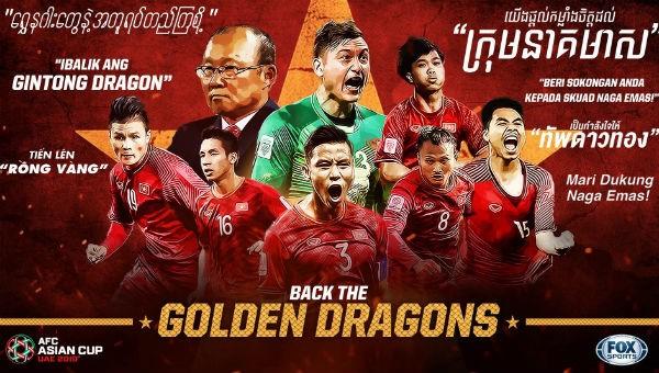 Cổ động viên Myanmar: Việt Nam có thể đánh bại Nhật Bản