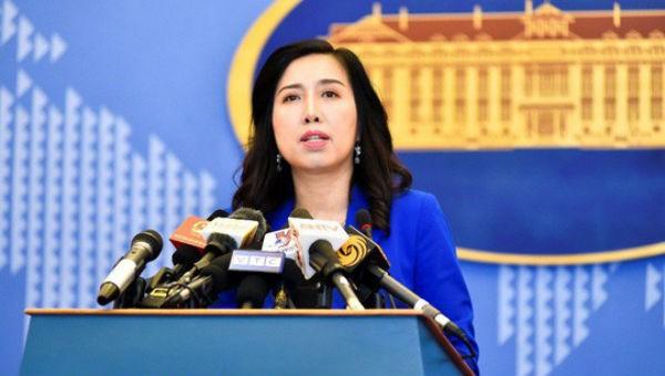 Người phát ngôn Bộ Ngoại giao nói về tin thượng đỉnh Mỹ - Triều diễn ra ở Việt Nam