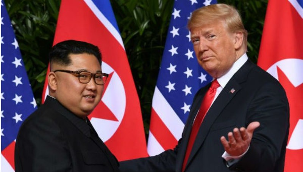 Nhận thư tay 'đáp lễ' từ ông Trump, ông Kim nói 'hài lòng'