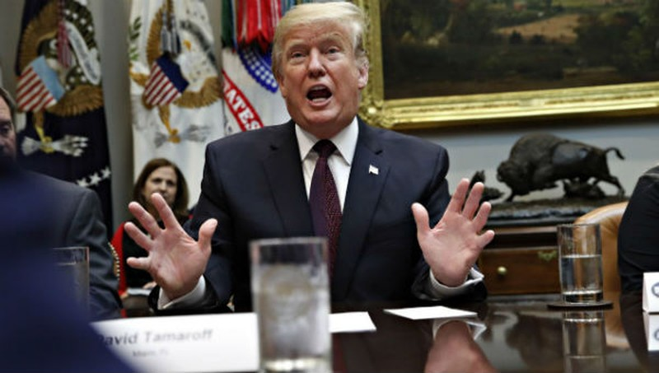 Hạ viện 'quyết' ngăn ông Trump đọc Thông điệp liên bang, Cộng hòa phản ứng dữ dội