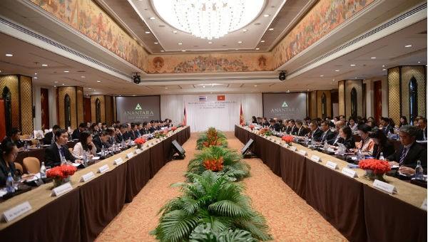 Việt Nam – Thái Lan phấn đấu kim ngạch thương mại 20 tỷ USD vào năm 2020