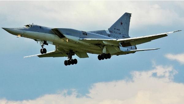 Mỹ cảnh báo 'mối đe dọa chết người' từ máy bay ném bom Tu-22M3 của Nga