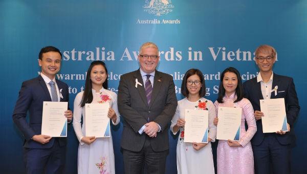 Đại sứ Australia: Sinh viên Việt Nam có thể thành công ở bất cứ đâu
