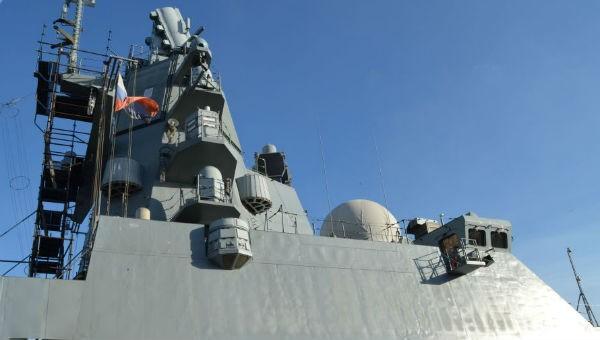 Tàu Hải quân Nga bắt đầu tiếp nhận hệ thống làm lóa mắt kẻ thù