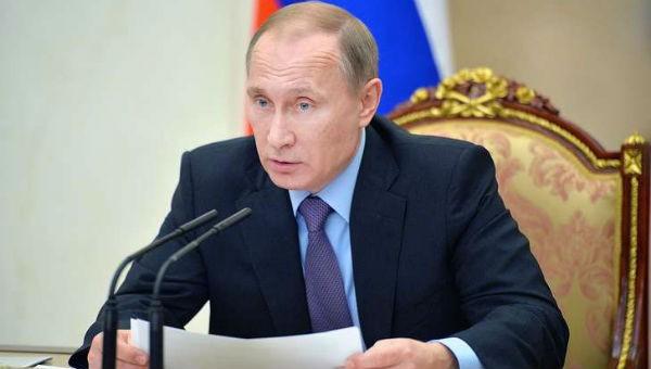 Người phát ngôn nói về phản ứng 'lạ' của Tổng thống Putin với cấp dưới