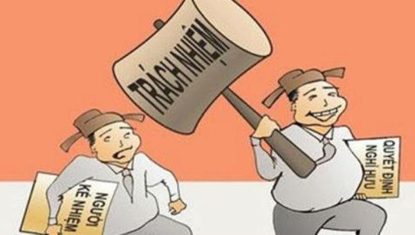 Xử lý cán bộ vi phạm đã về hưu: Tất cả cán bộ hay chỉ từ cấp thứ trưởng trở lên?