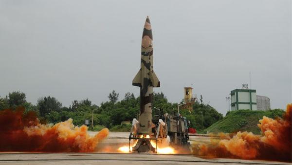 Ấn Độ thử nghiệm tên lửa đánh chặn tầm xa tốc độ cao