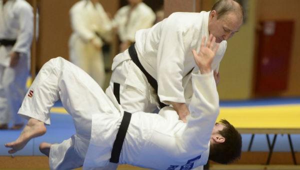 Tổng thống Nga Putin bị thương