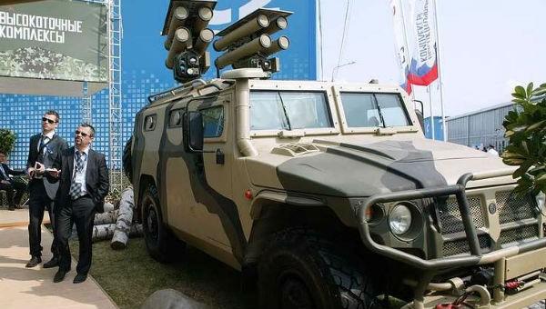 UAE mua nhiều tên lửa tối tân của Nga