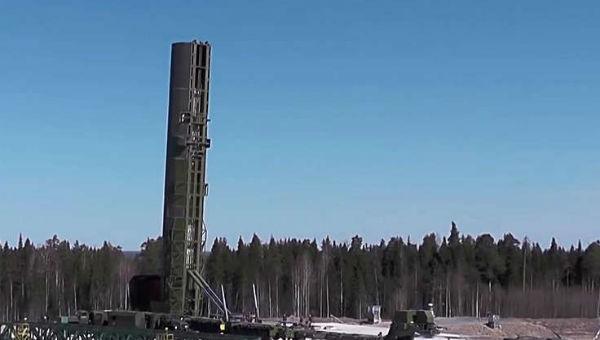 """Siêu tên lửa """"bất khả chiến bại"""" của Nga bước vào giai đoạn thử nghiệm mới"""