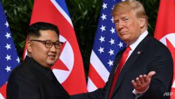 """Tiết lộ về cuộc gặp """"một đối một"""" tại Việt Nam của ông Trump và ông Kim"""