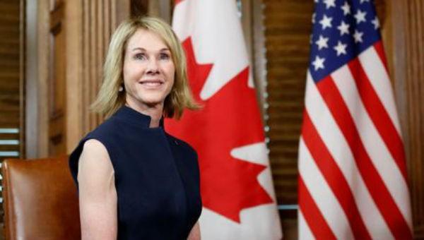 Lộ diện ứng viên hàng đầu cho vị trí đại sứ Mỹ tại Liên hợp quốc