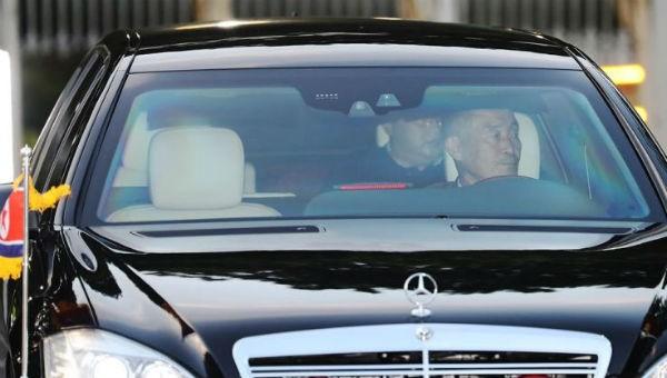 Bí ẩn về người lái xe số 1 của Chủ tịch Triều Tiên Kim Jong Un