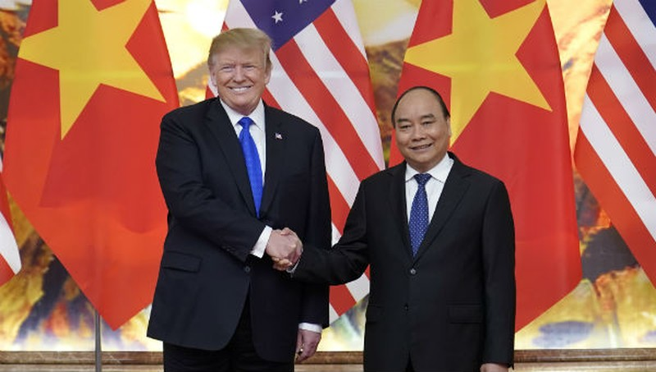 Gặp Thủ tướng, ông Trump cảm ơn Việt Nam hỗ trợ chu đáo cho Thượng đỉnh Mỹ - Triều
