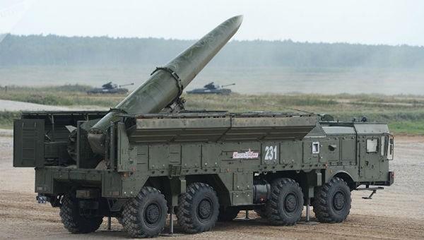 Nga triển khai tổ hợp tên lửa Iskander kiểm soát bờ Biển Đen